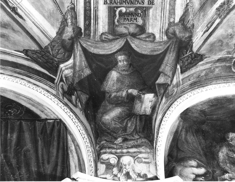 Beato Raimondo Raimondi (dipinto, elemento d'insieme) di Conti Giovanni Maria detto Della Camera (e aiuti), Lombardi Antonio, Reti Francesco Maria (terzo quarto sec. XVII)