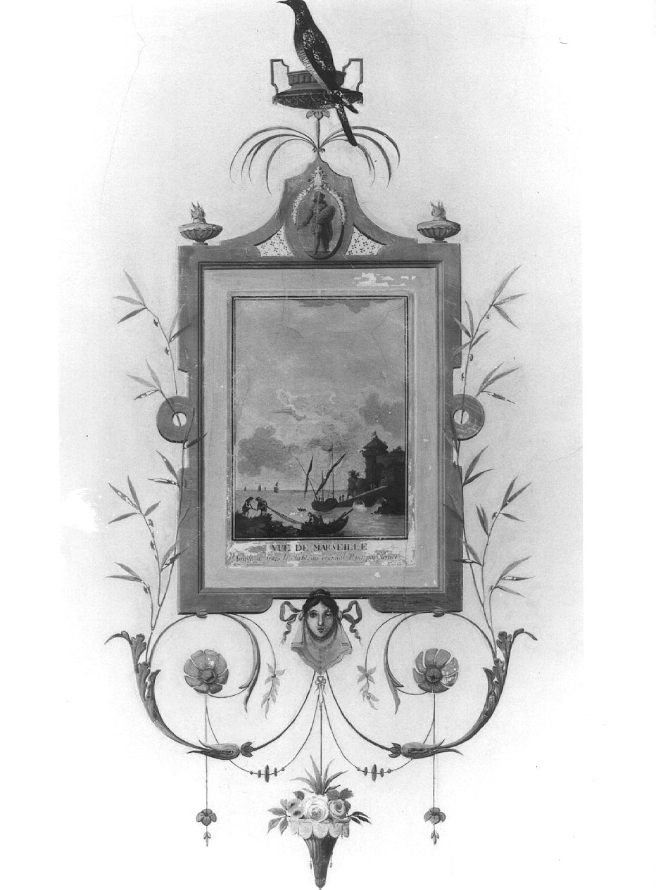 decorazione pittorica di Comerio Filippo (fine sec. XVIII)