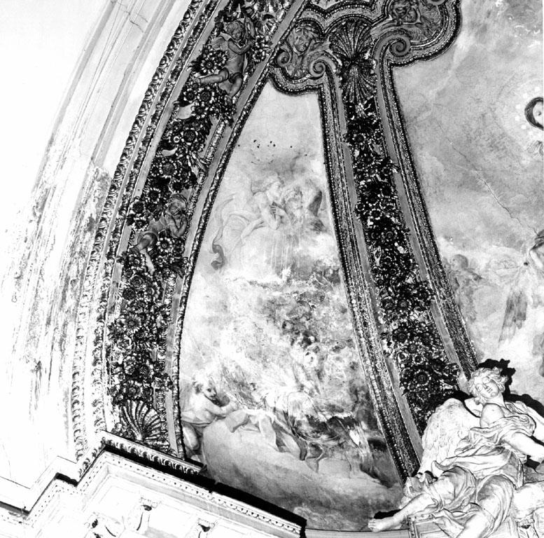Immacolata Concezione tra il profeta Isaia e san Giovanni (dipinto) di Costanzi Placido (sec. XVIII)