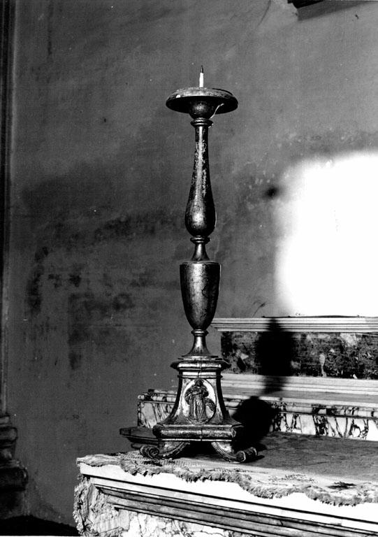 servizio d'altare - ambito romano (sec. XIX)