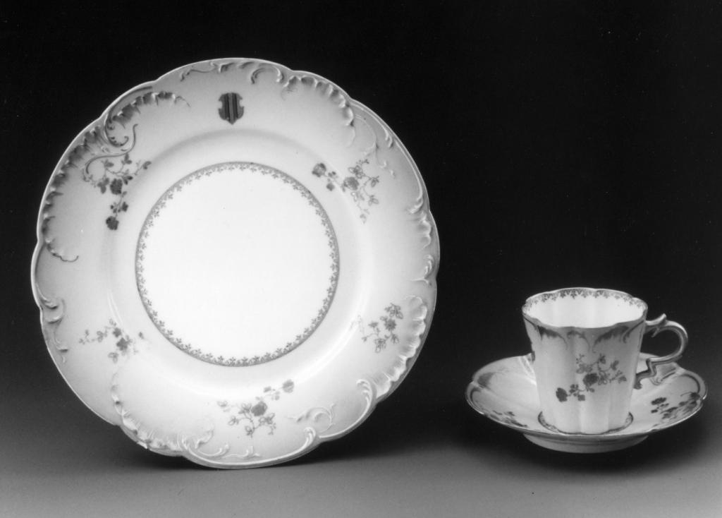 vaso - manifattura di Samson (fine sec. XIX)