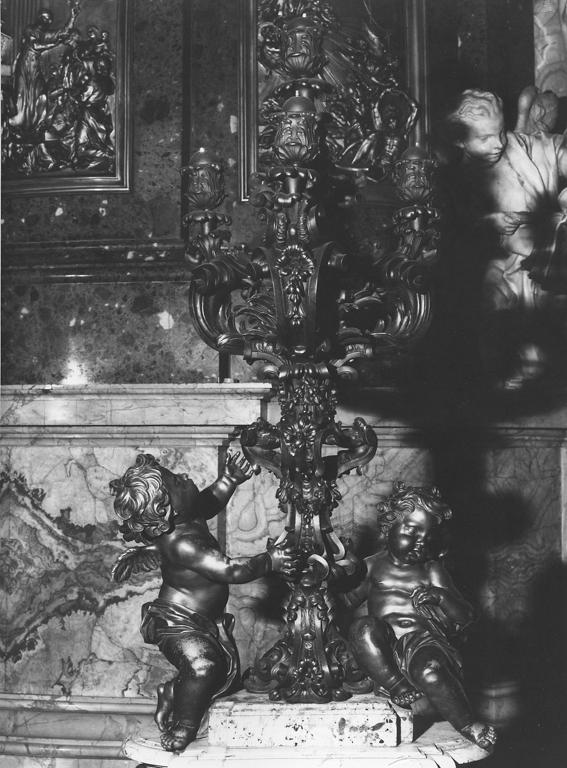 balaustrata - ambito romano (sec. XVII)