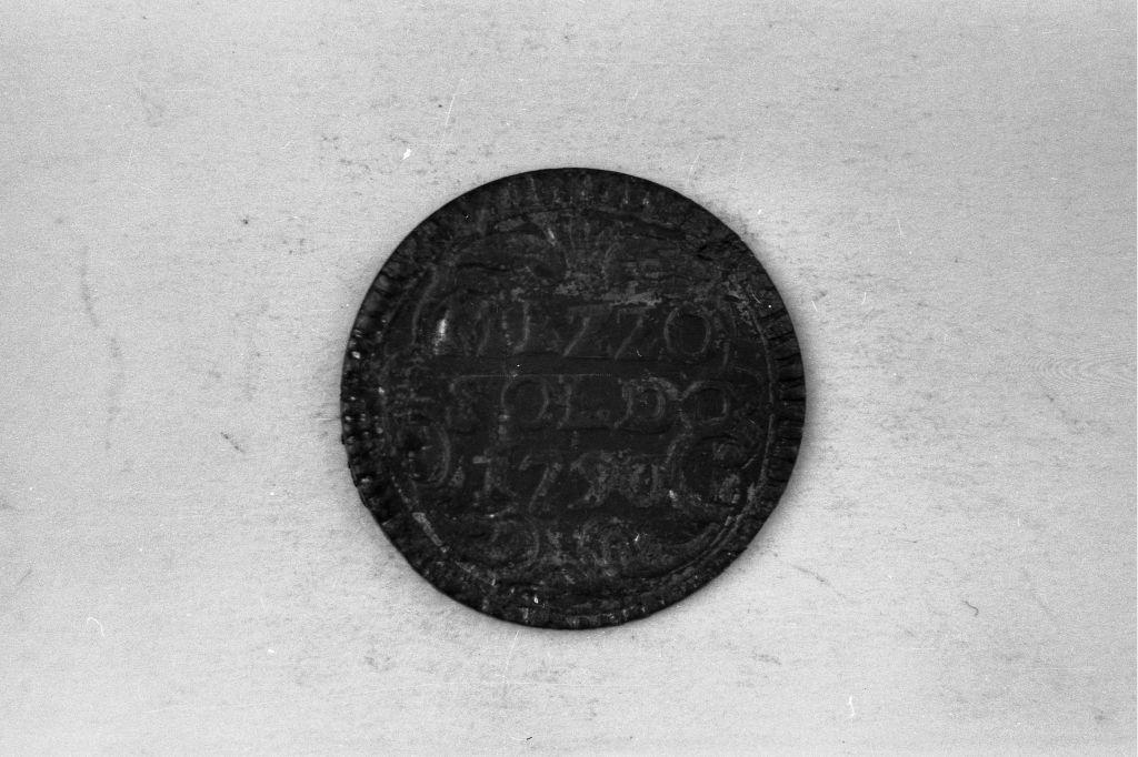 moneta - ambito lucchese (sec. XVIII)