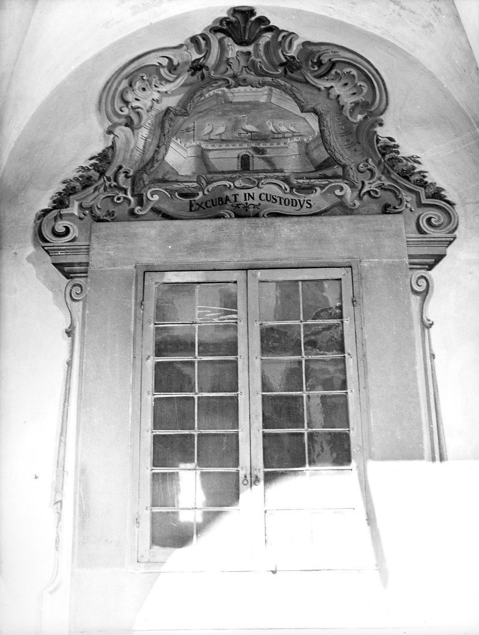 decorazione pittorica di Natilli Cassio (sec. XVIII)