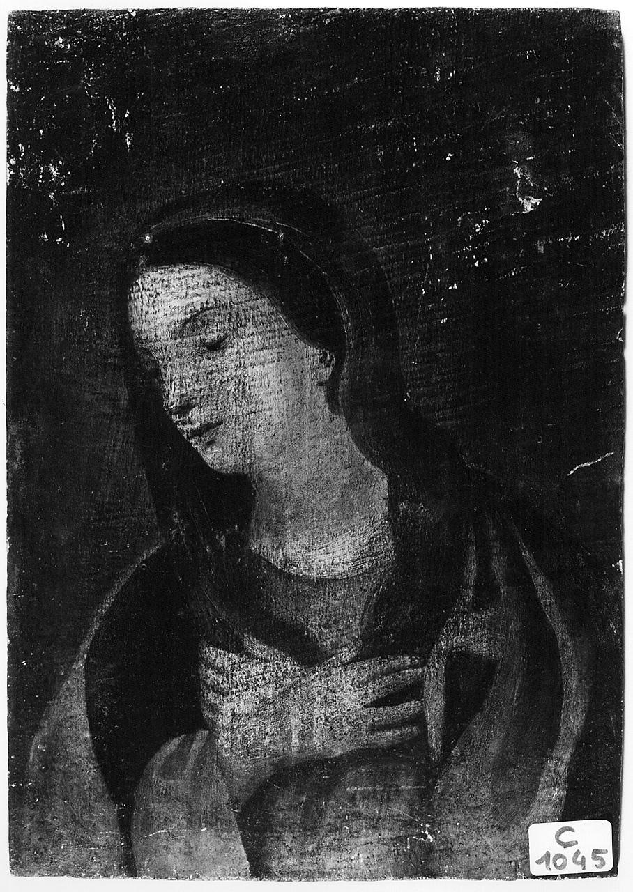 Madonna (dipinto) - ambito romano (sec. XVIII, seconda metà)