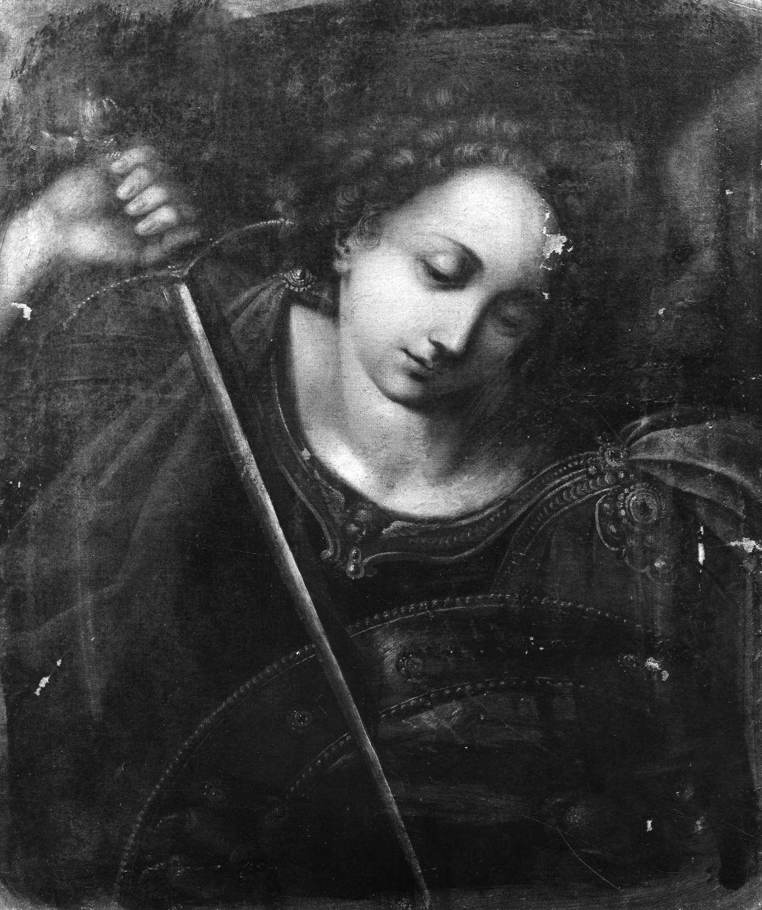 San Michele Arcangelo (dipinto) - ambito fiorentino (inizio sec. XVII)