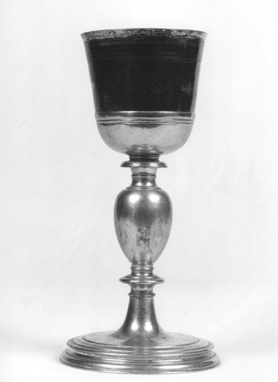 calice - bottega romana (secc. XVII/ XVIII)
