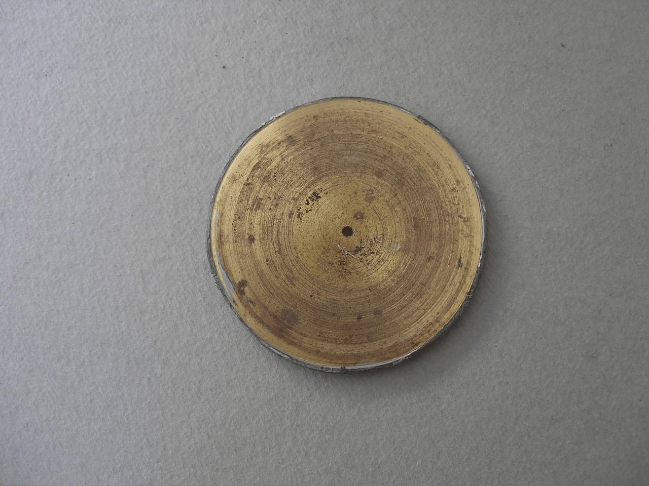 bilancia per il grano - bottega grossetana (sec. XIX)