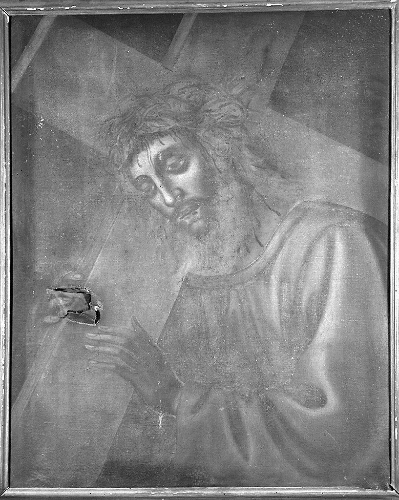 Cristo portacroce (dipinto) - ambito fiorentino (sec. XVIII)