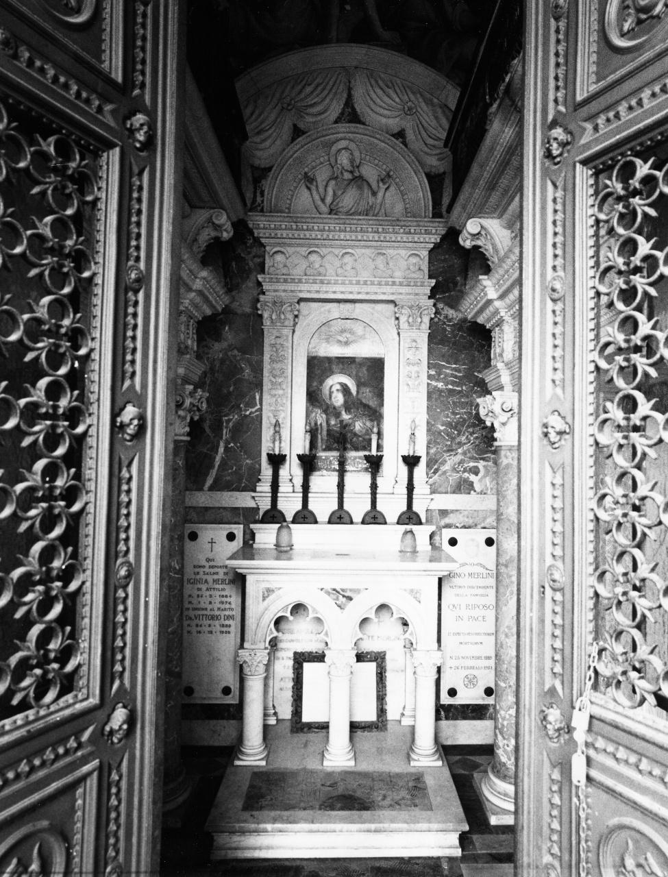 Cristo Redentore (scultura) di Giovannetti Giovanni (sec. XX)