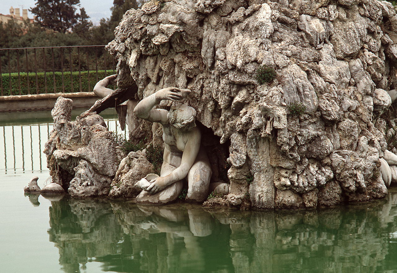 Naiade (statua) di Lorenzi Stoldo (sec. XVI)