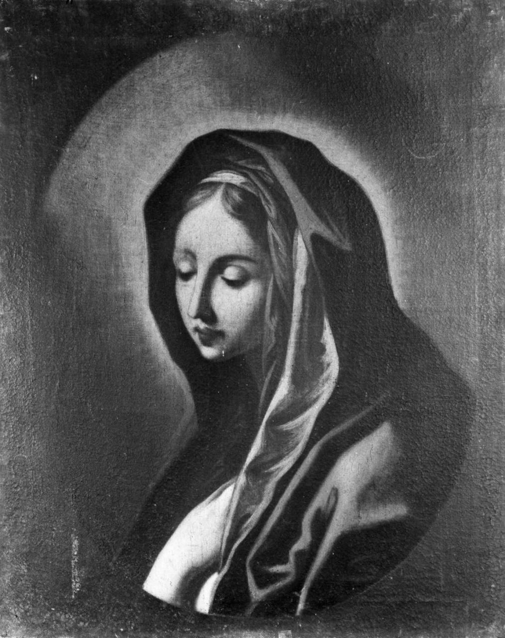 Madonna (dipinto) - ambito fiorentino (sec. XVII, sec. XVIII)