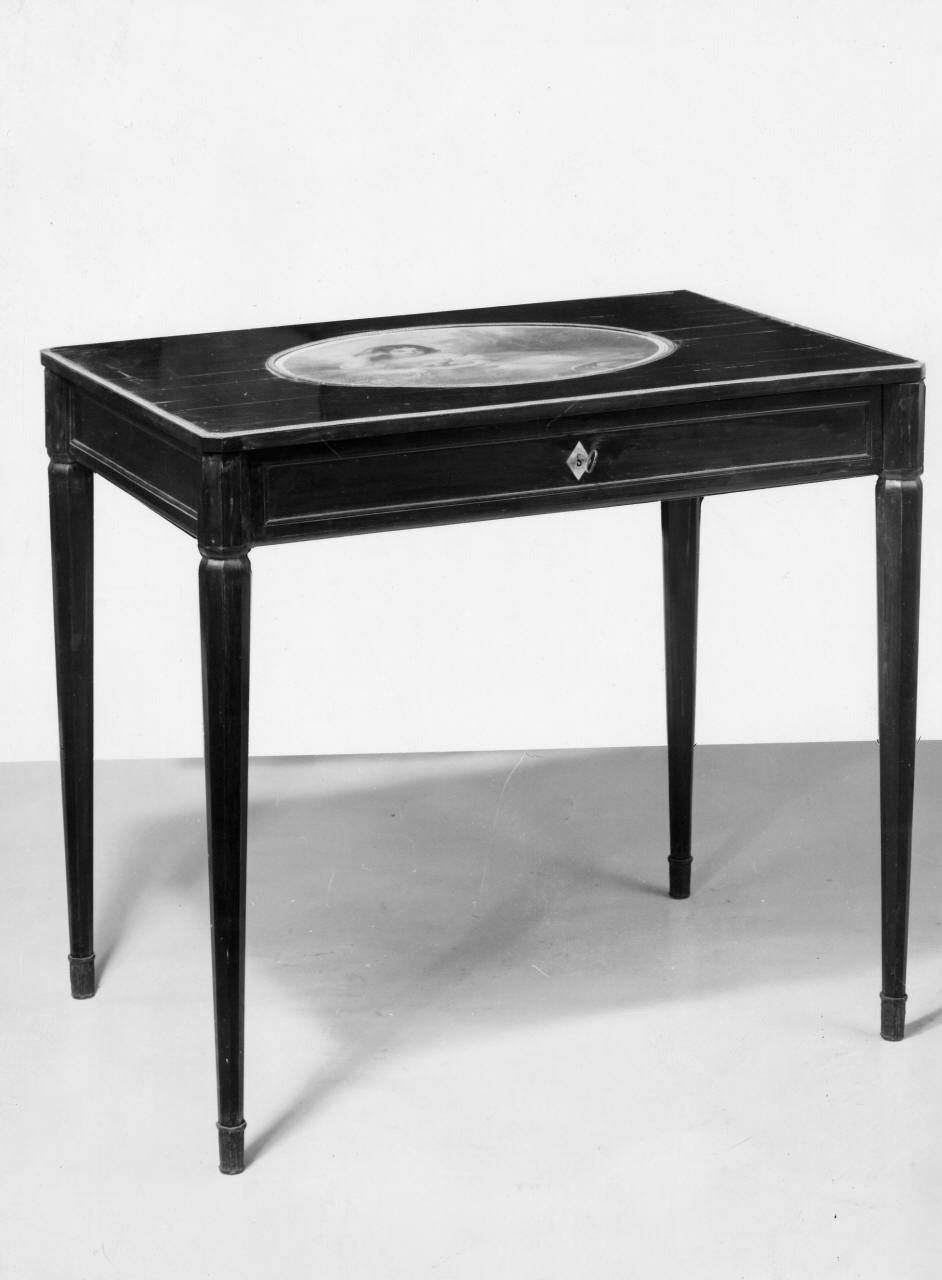 tavolino - manifattura toscana (sec. XIX)