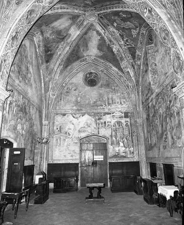 Leggenda della Croce e Santi, leggenda della Vera Croce (dipinto) di Cenni di Francesco di Ser Cenni (sec. XV)