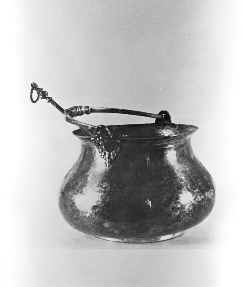 servizio per aspersione - bottega veneta (inizio sec. XIX)