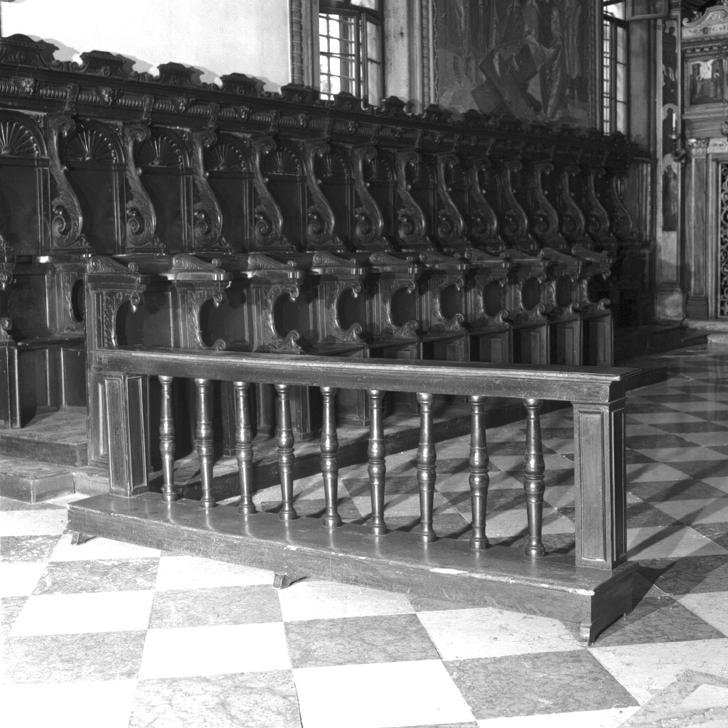 inginocchiatoio - ambito veneto (sec. XIX)