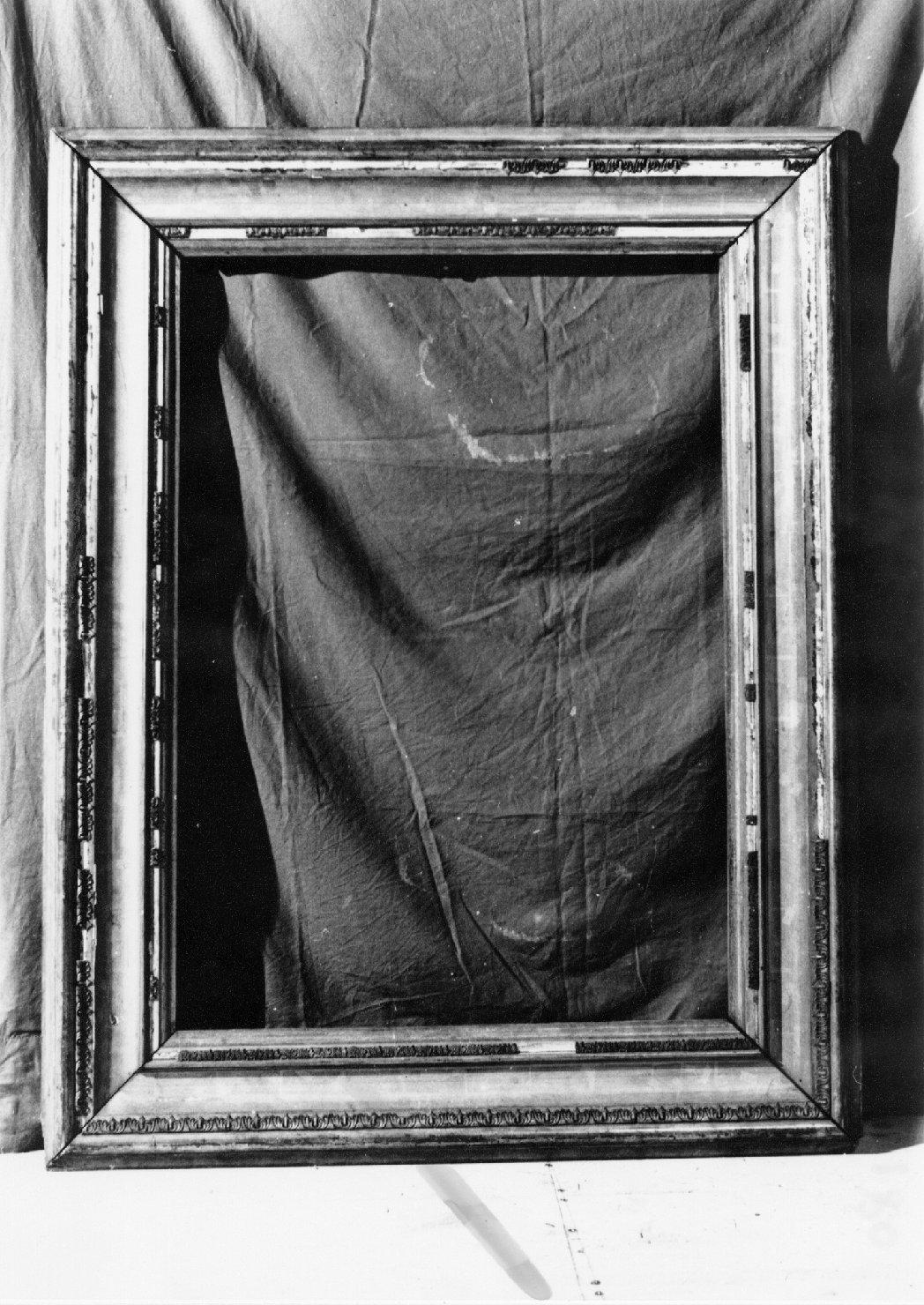 cornice, opera isolata - manifattura lombardo-veneta (prima metà sec. XIX)