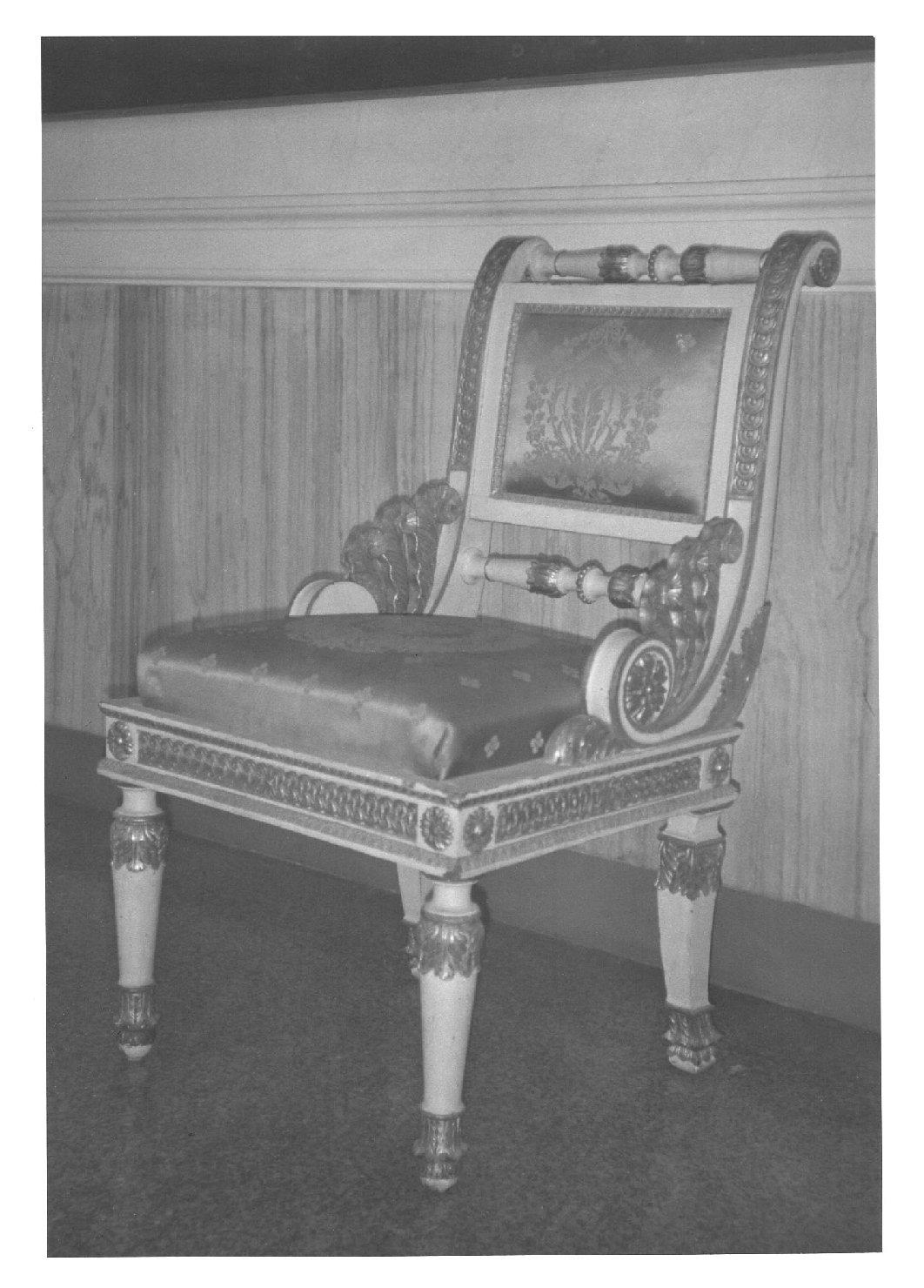 sedia, serie di Valisa Luigi (sec. XIX)