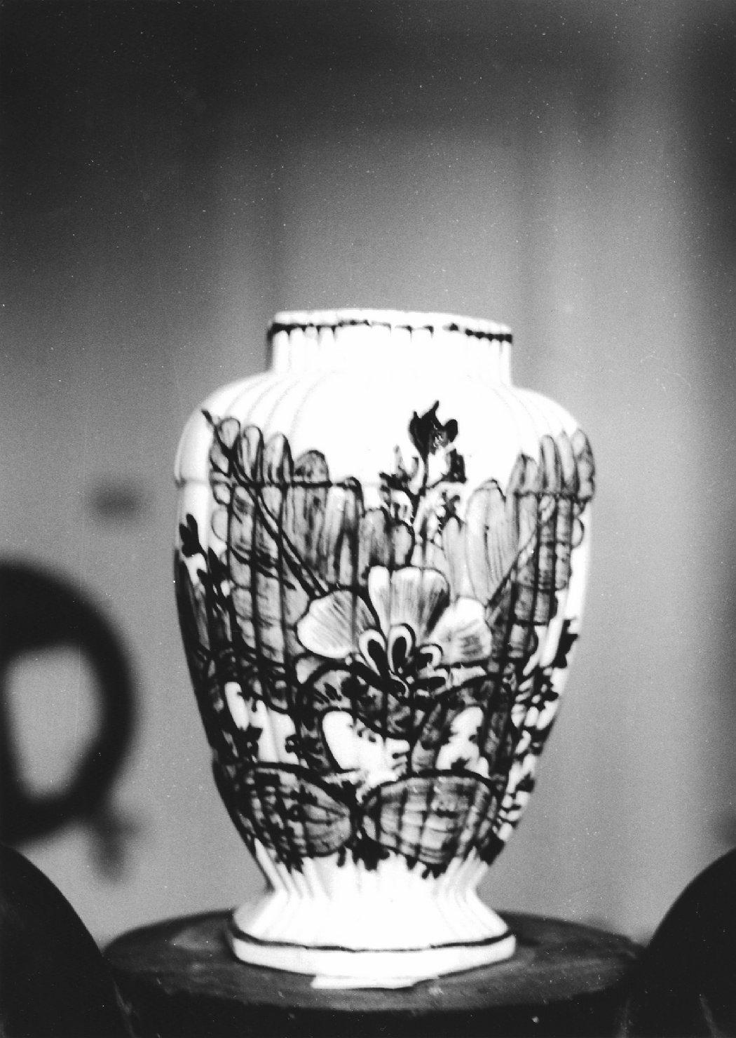 vaso, serie - ambito italiano (sec. XIX)