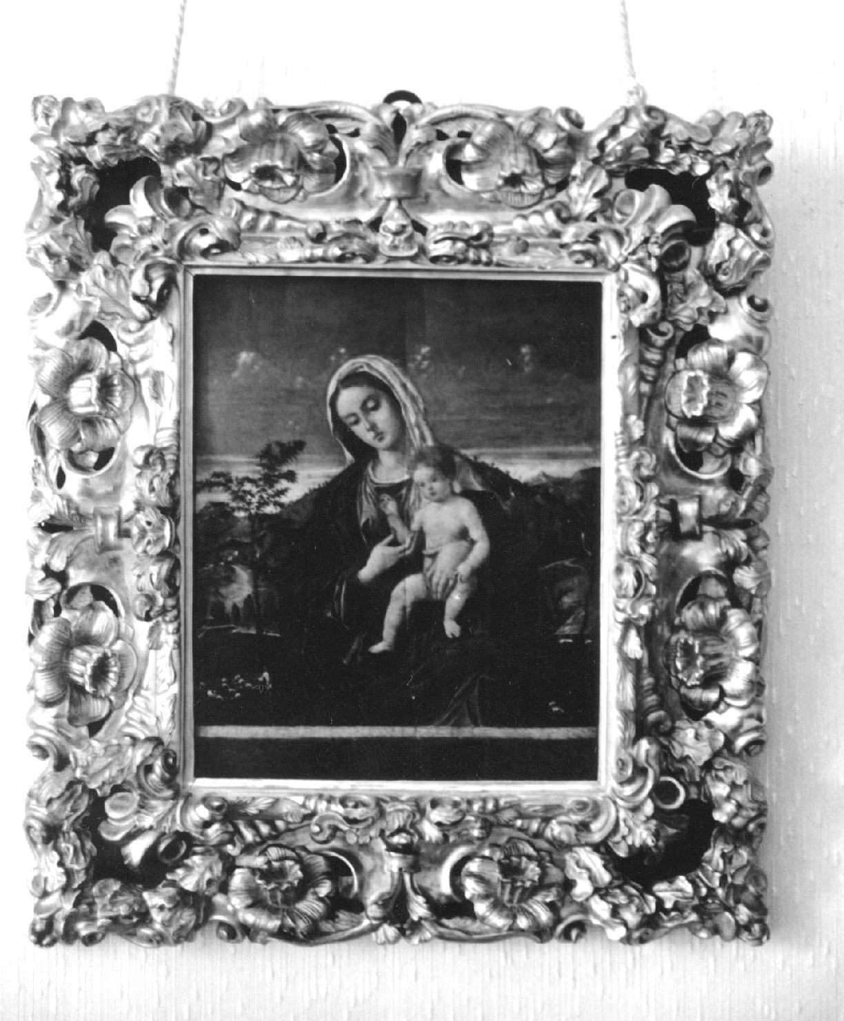 cornice, opera isolata - manifattura veneziana (sec. XVIII)