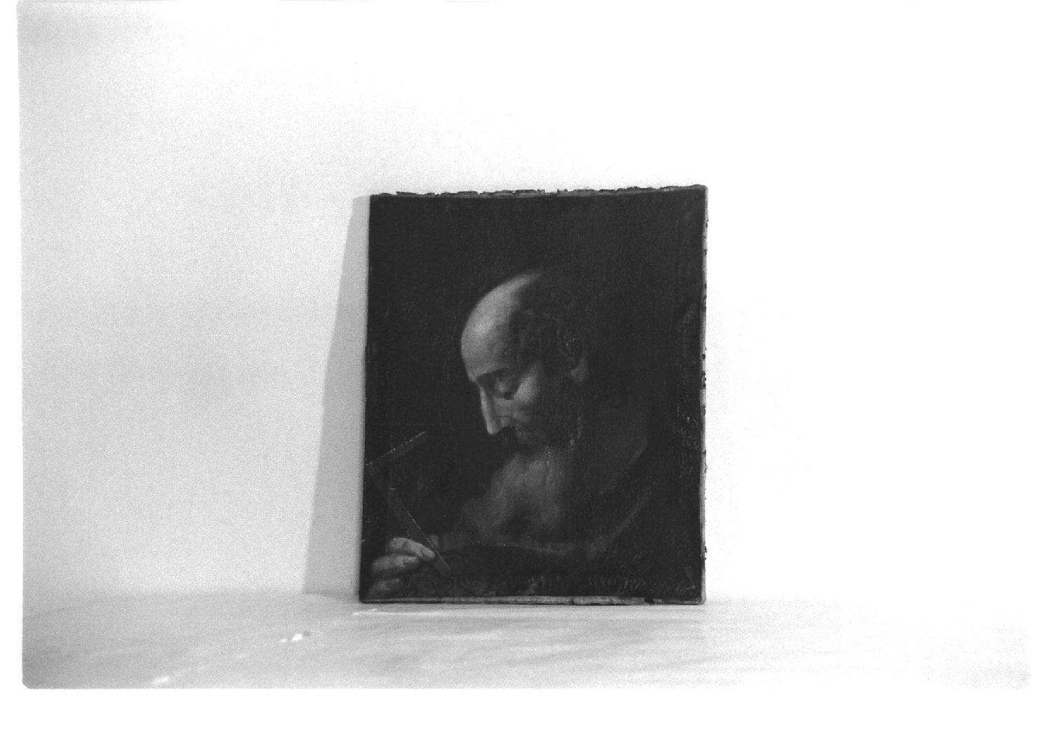 ritratto di filosofo (dipinto, opera isolata) di Piazzetta Giovanni Battista (scuola) (seconda metà sec. XVIII)