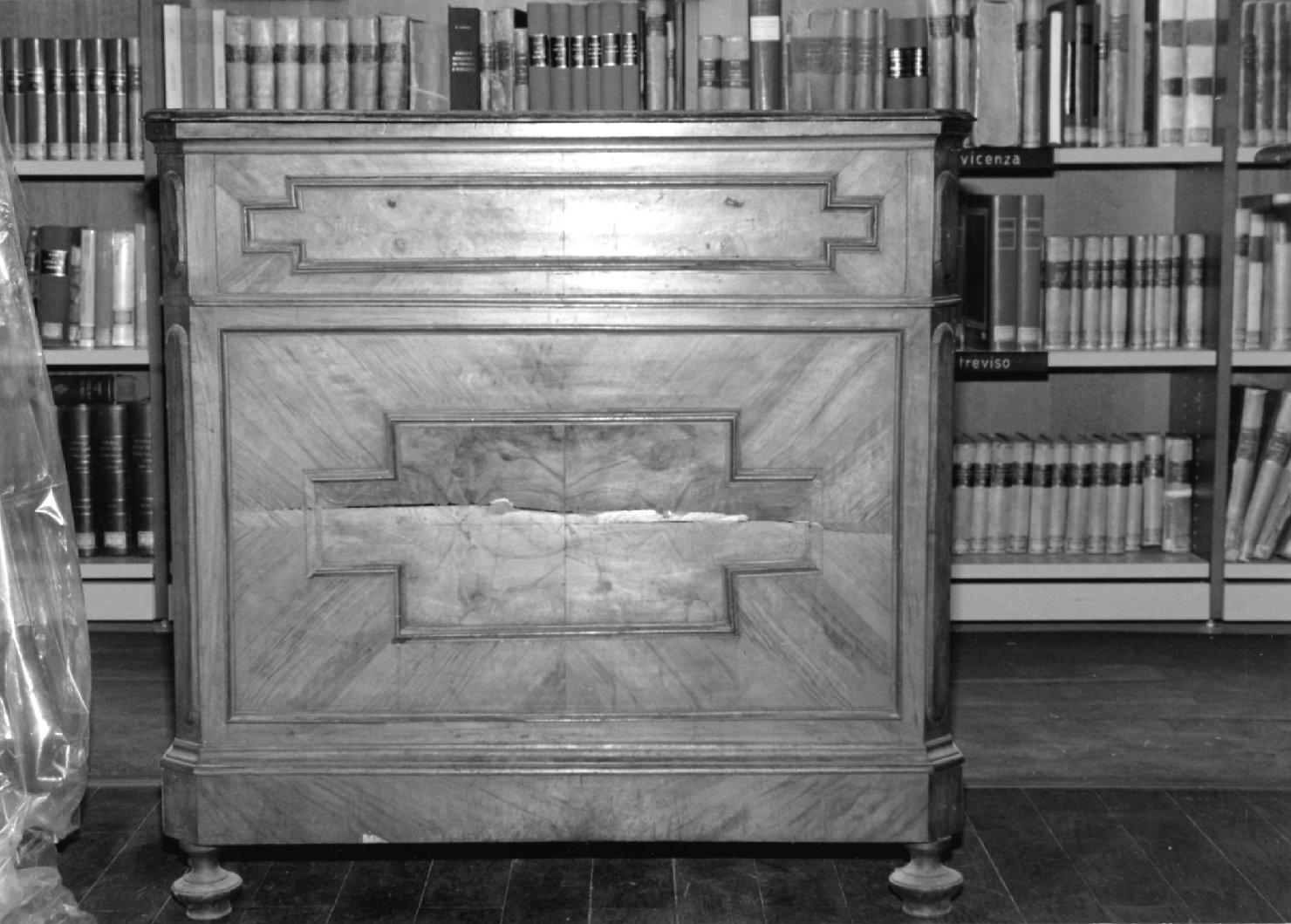 portalegna, opera isolata - manifattura Italia centro-settentrionale (sec. XIX)