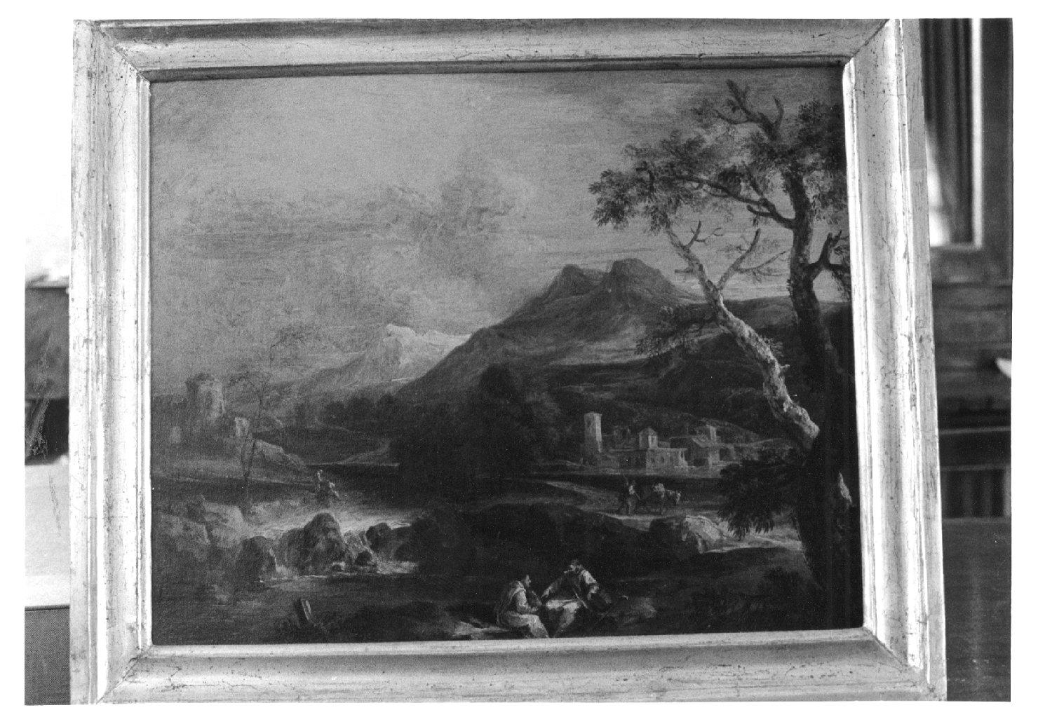 dipinto, opera isolata di Zuccarelli Francesco (attribuito) (seconda metà sec. XVIII)