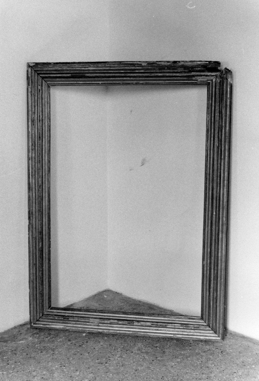specchiera, opera isolata - ambito italiano (prima metà sec. XIX)