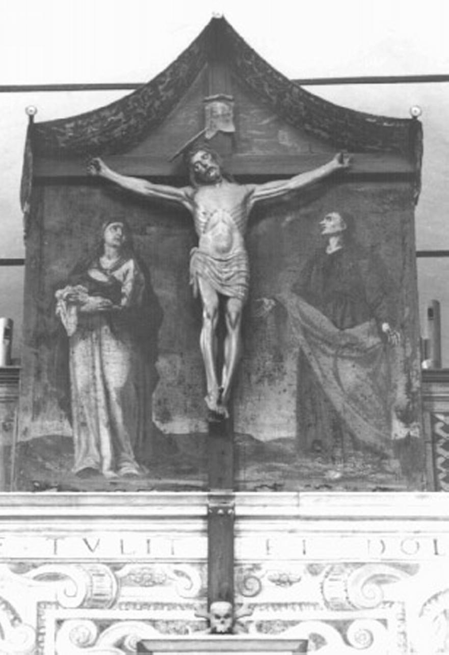 Santa Maria Maddalena (dipinto) di Buffetti Ludovico (maniera) (secondo quarto sec. XVIII)