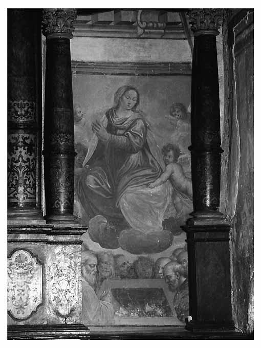 Madonna Assunta (dipinto) - ambito pugliese (sec. XVIII)